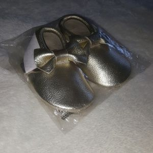 Other - *SOLD* NWT baby moccasins